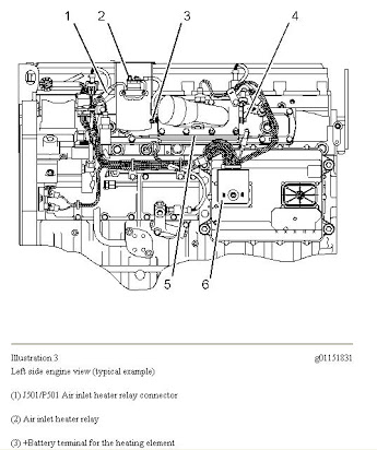 [HW_3560] 3126 Caterpillar Engine Diagram On C15 Cat Block