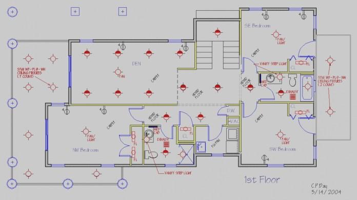 House Wiring Design