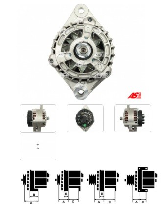 [LL_0100] Magneti Marelli Alternator Wiring Diagram Free