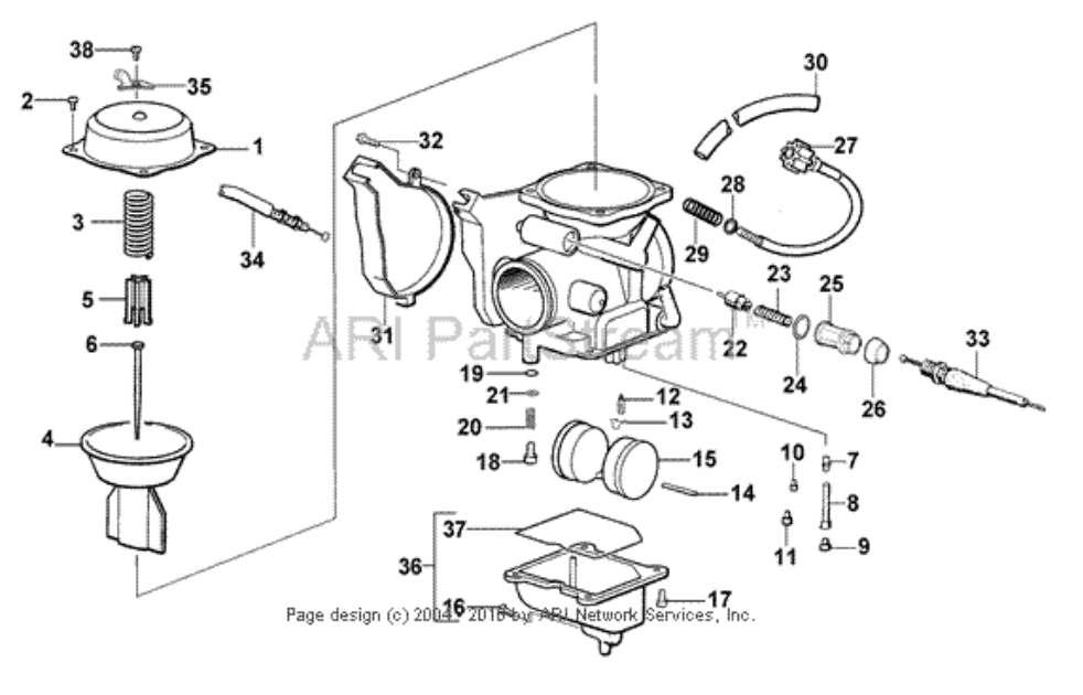 [KM_9078] Keihin Cv Carburetor Diagram Moreover Keihin Cv