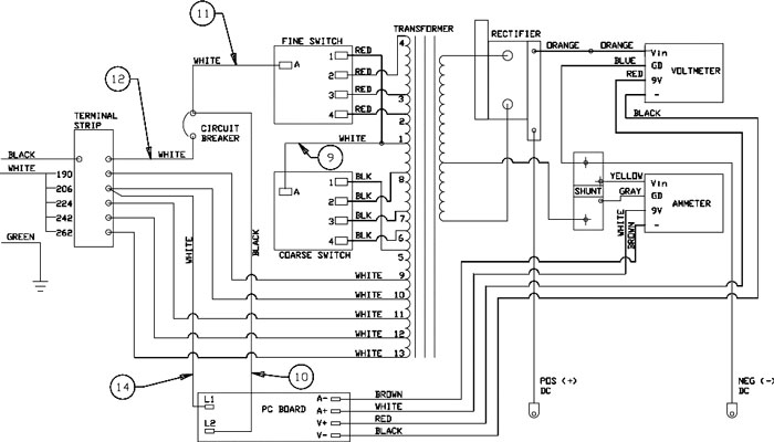 11+ Wiring Diagram Schumacher Battery Charger Schematic Gif