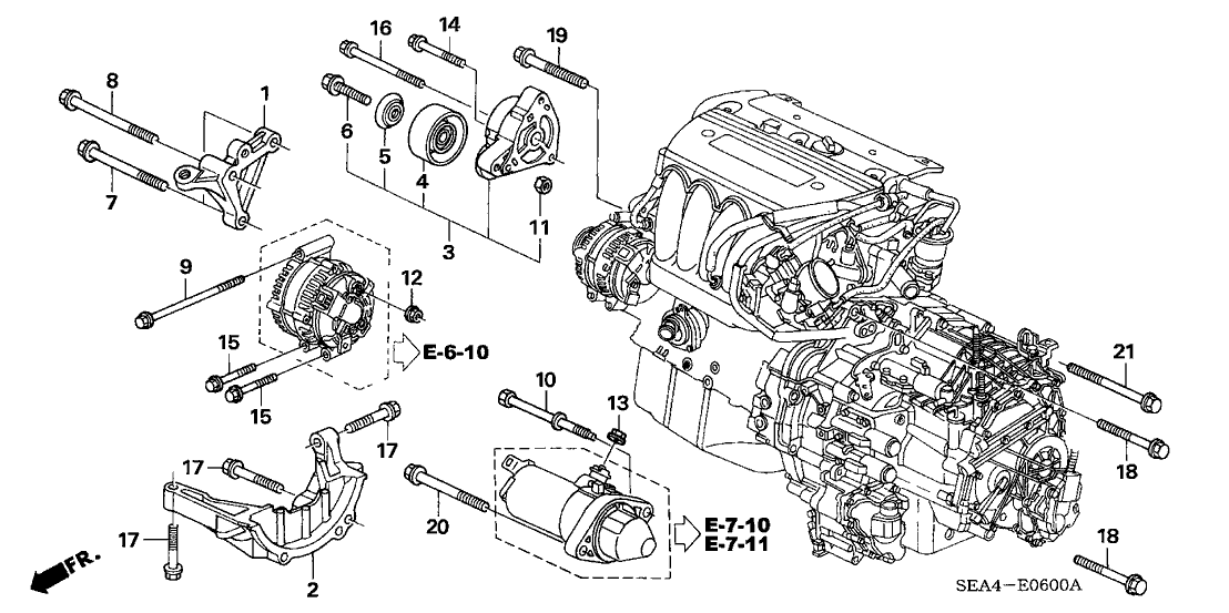 [RT_7161] Acura Tsx 2004 Engine Diagram Wiring Diagram