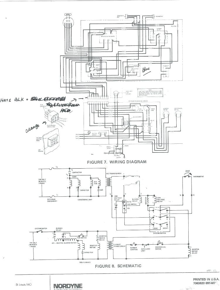 [KW_0301] Furnace Diagram And Parts List For Coleman Evcon