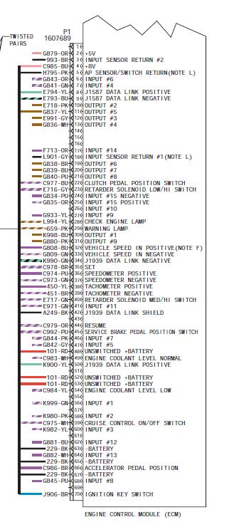 [DIAGRAM] Cat C10 Ecm Wiring Diagram FULL Version HD