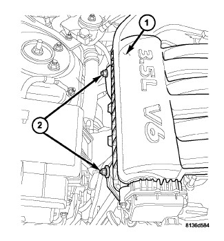 2007 Dodge Charger 3.5 Engine Diagram / Fuse Box Location