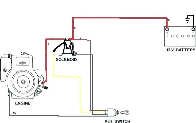 [DD_1622] Lawn Mower Ignition Switch Wiring Diagram