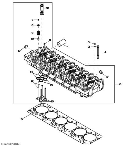 [ZM_7176] John Deere 2155 Wiring Diagram Free Picture