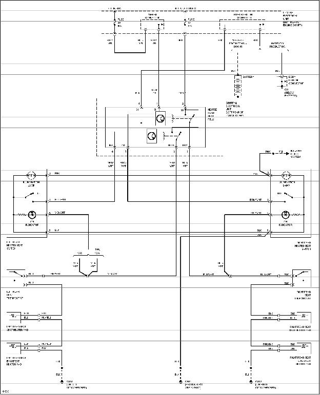 volvo power seat wiring diagram  wiring diagram ground