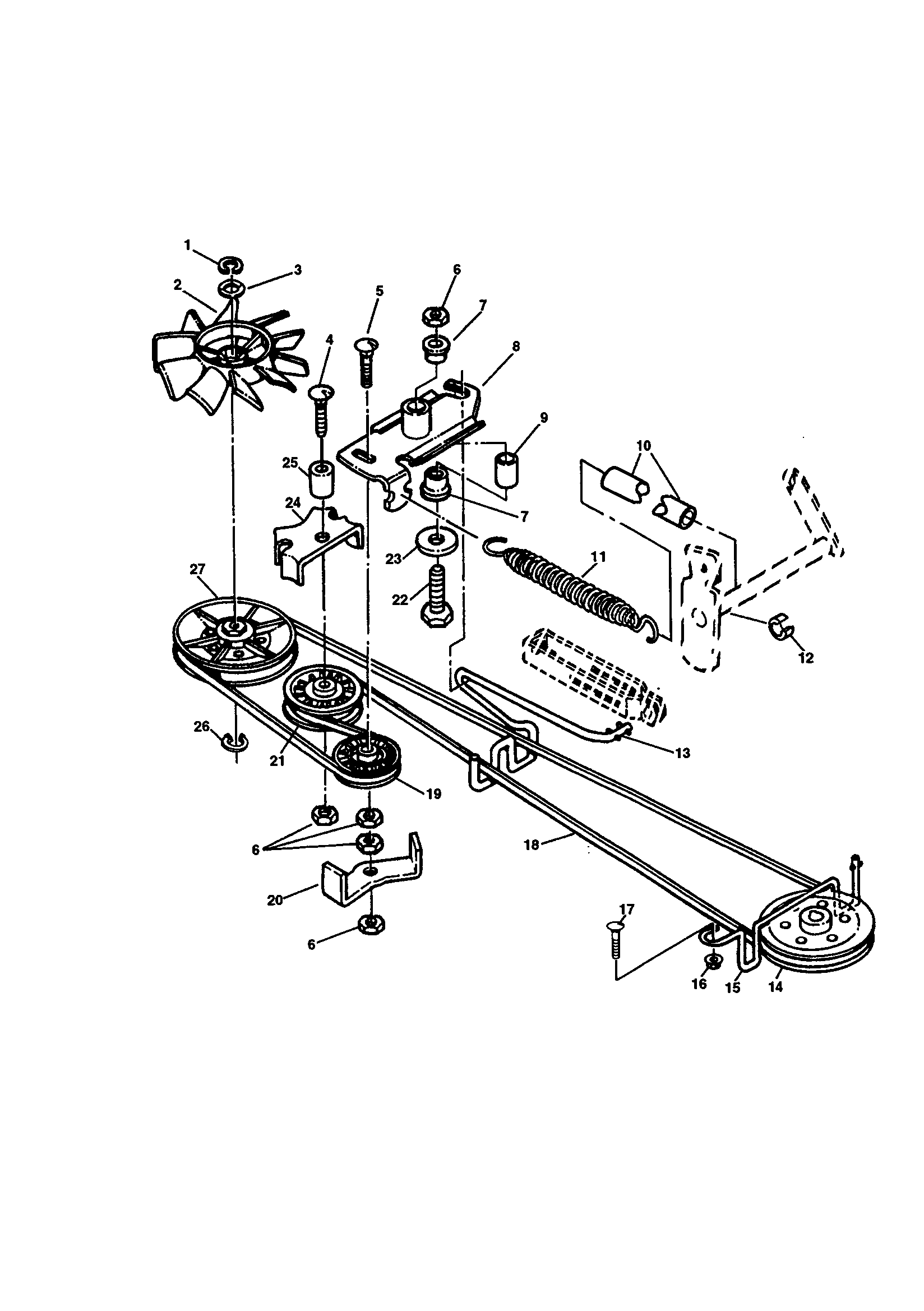 [SL_8579] Saber 1438 Tractor Ignition Switch Wiring