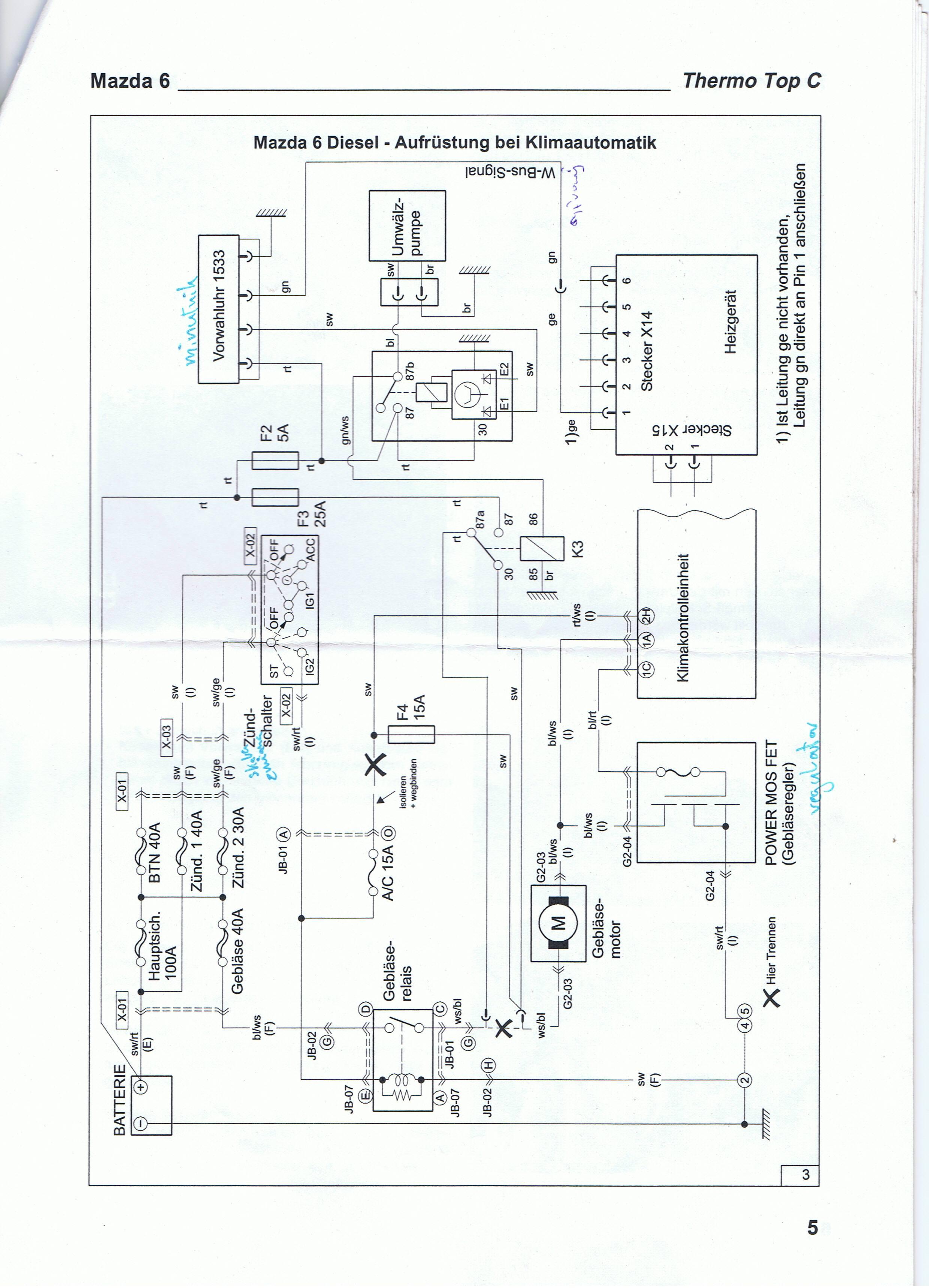 [EH_4216] Webasto Thermo Top C Wiring Diagram Schematic Wiring