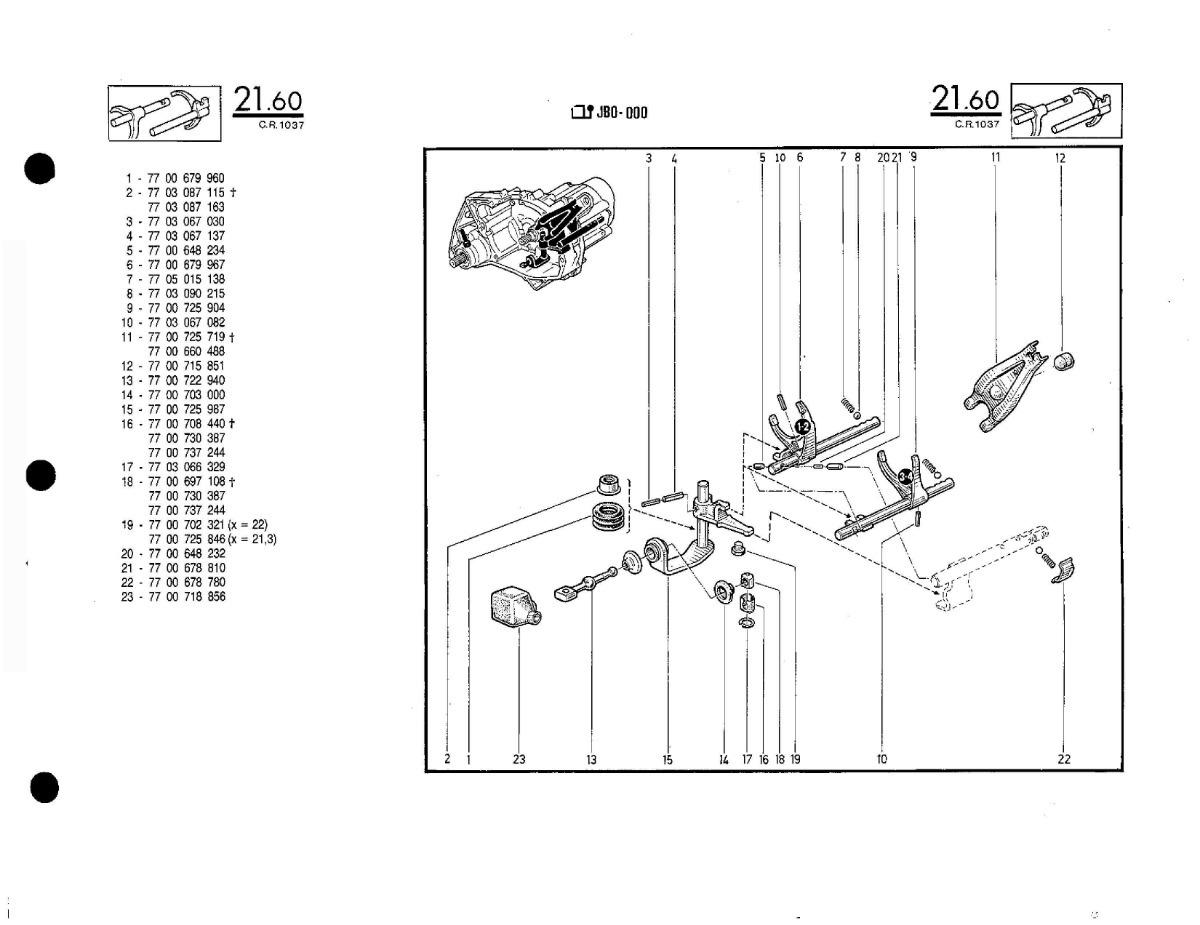 [AG_1640] Renault 11 Wiring Diagram Free Diagram