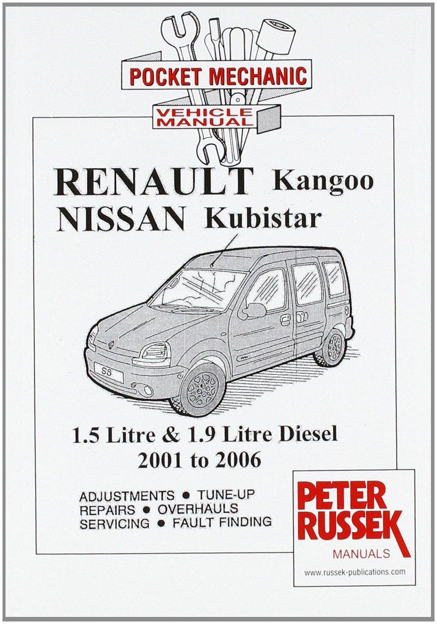 RENAULT KANGOO II WORKSHOP SERVICE MANUAL DOWNLOAD Service