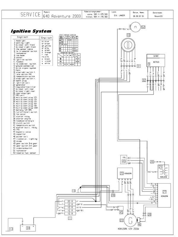 [EA_1162] Ktm 640 Adventure Wiring Diagram Free Diagram