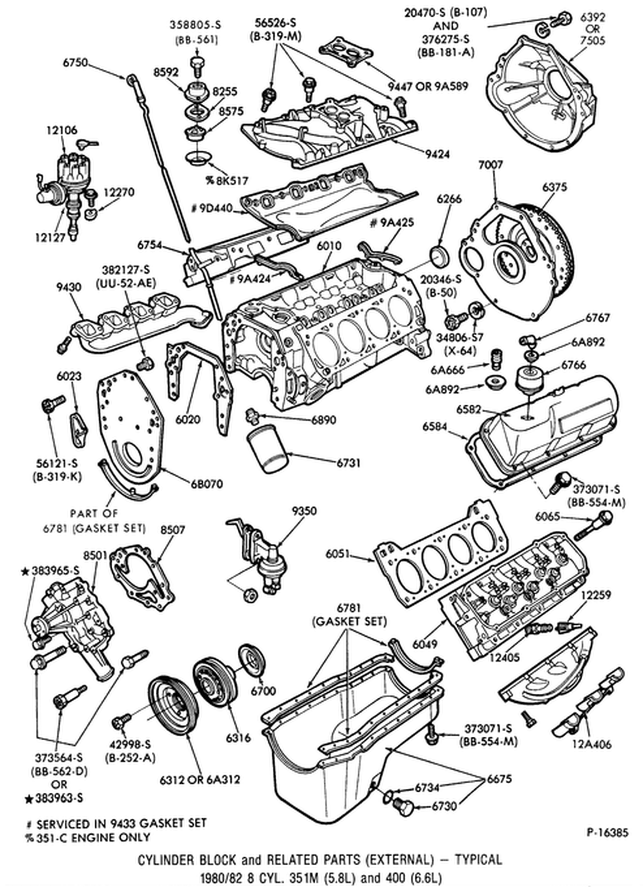 [NE_8758] 1977 351 Cleveland Engine Diagram Wiring Diagram