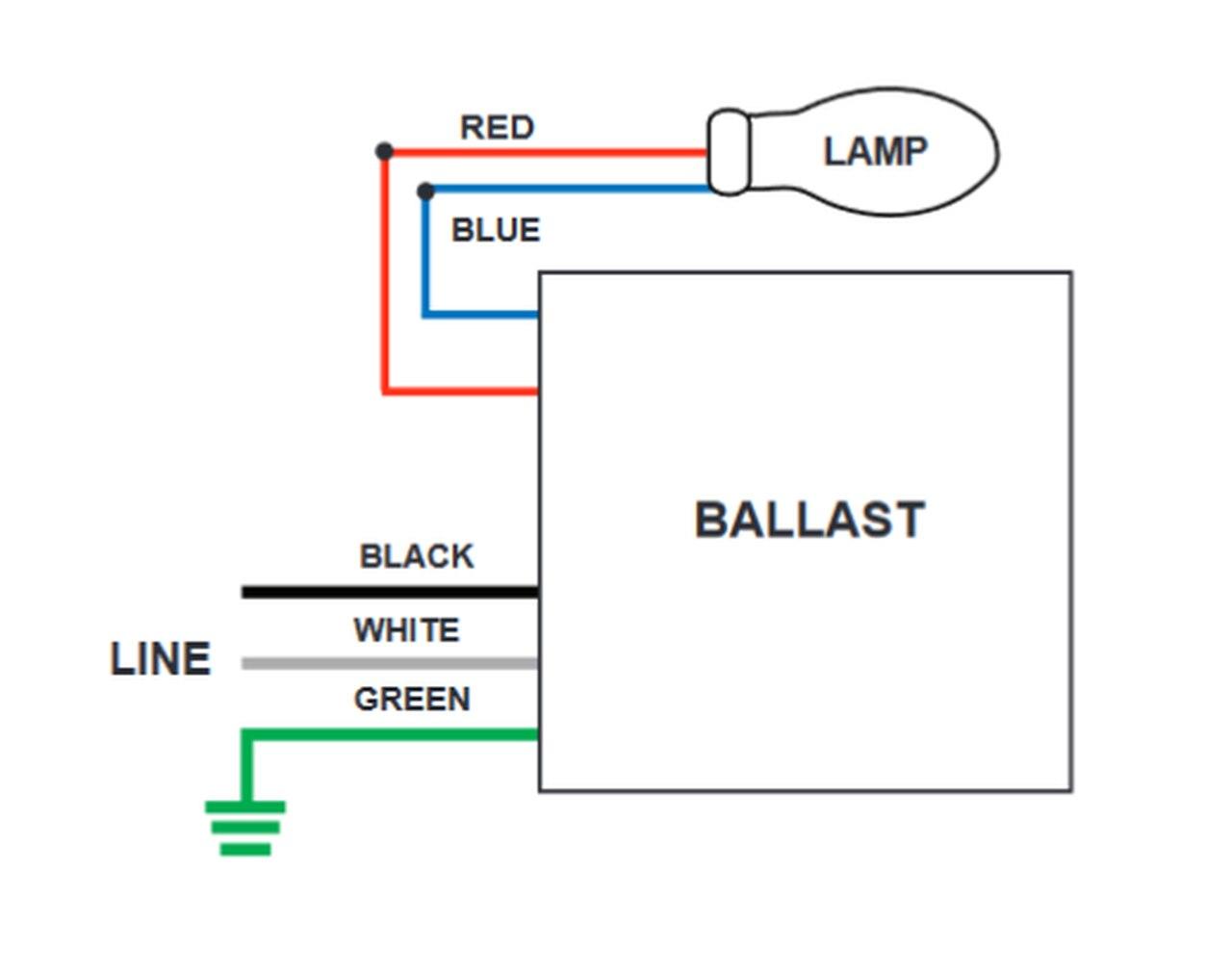 [OO_1046] Damar Ballast Wiring Diagram Free Diagram