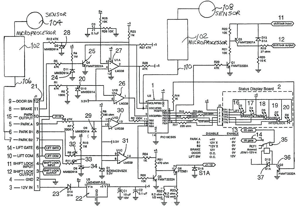 [KE_7912] Rotary Lift Switch Wiring Diagram Free Diagram
