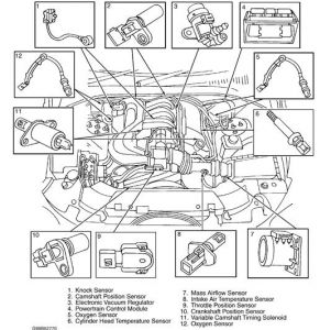 [YV_0800] 2000 Jaguar Xj8 Engine Diagram Download Diagram