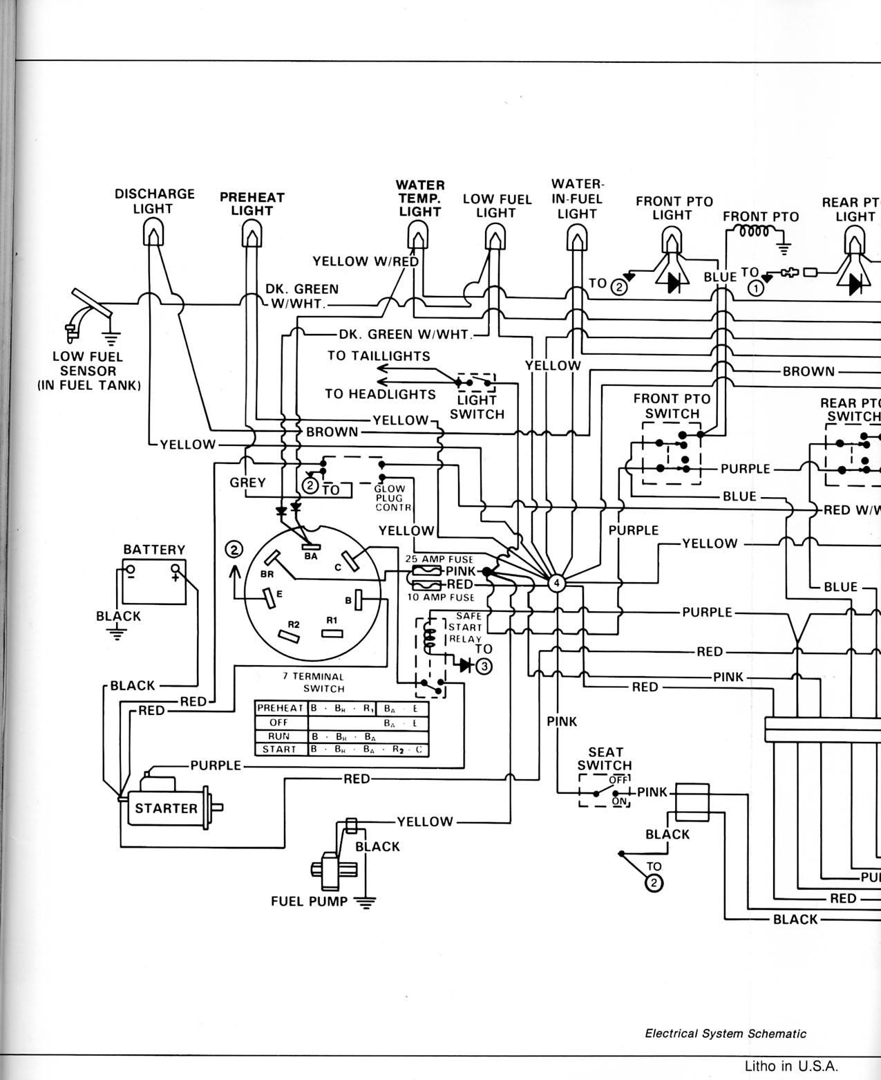 30 Fresh Case 1845c Starter Wiring Diagram