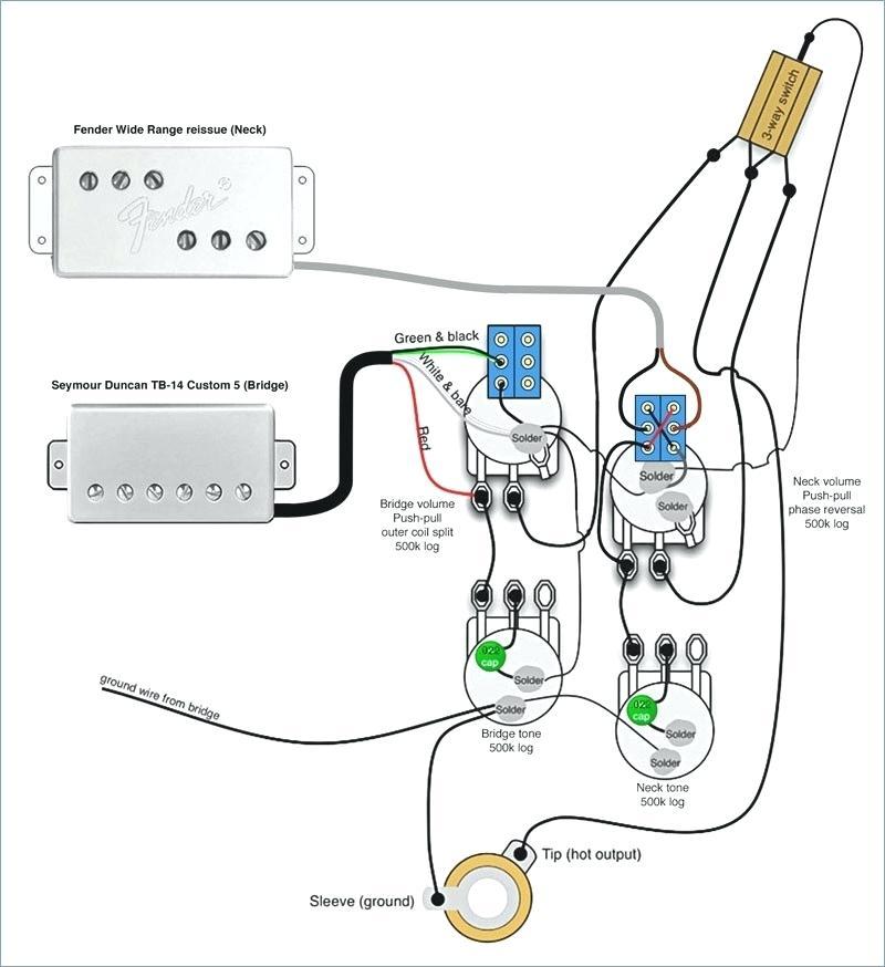 Tele Deluxe Wiring Diagram / Wiring Diagram Fender