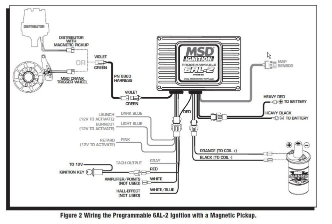 Msd 6Al Wiring Diagram Mopar Database