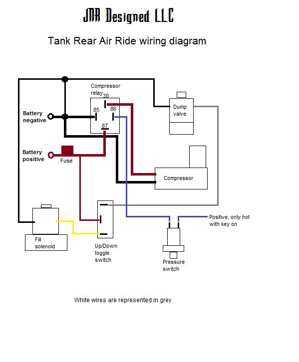 air ride suspension wiring diagram  water well pump 220