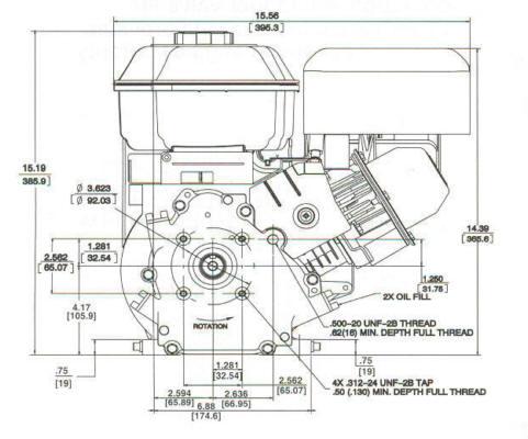 [YE_2020] 20 Hp Briggs Vanguard Engine Parts Diagram