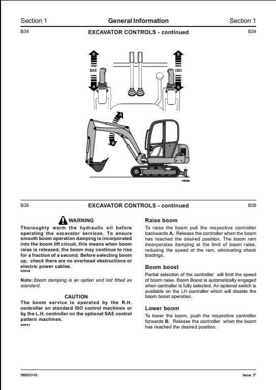Cat Excavator Control Pattern Diagram : excavator, control, pattern, diagram, MW_9483], Excavator, Wiring, Diagram, Doosan