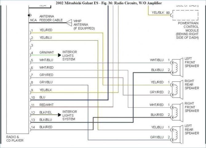 mitsubishi verada stereo wiring diagram  vintage fender