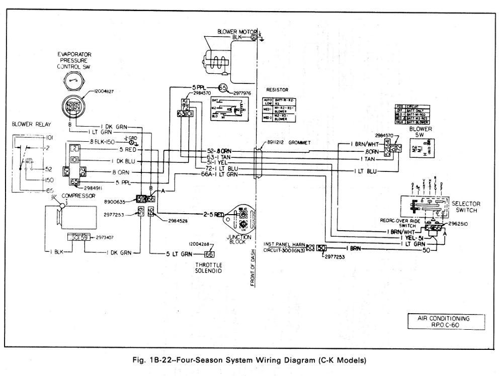 Mack Jake Brake Wiring Diagram / International Truck