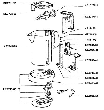 [SE_6857] Diagram Of A Kettle Schematic Wiring