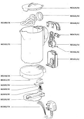[KY_0214] Diagram Of A Kettle Download Diagram