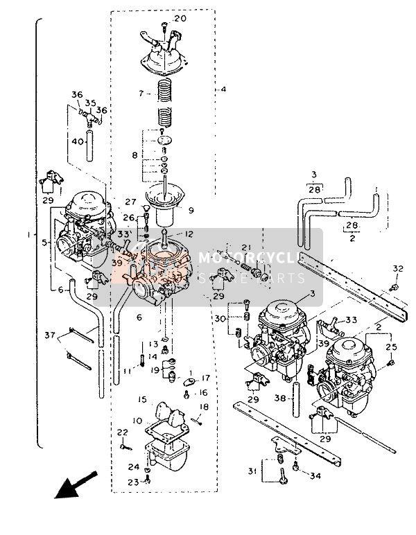 [KC_3776] Yamaha Fj1200 Wiring Diagram Free Diagram