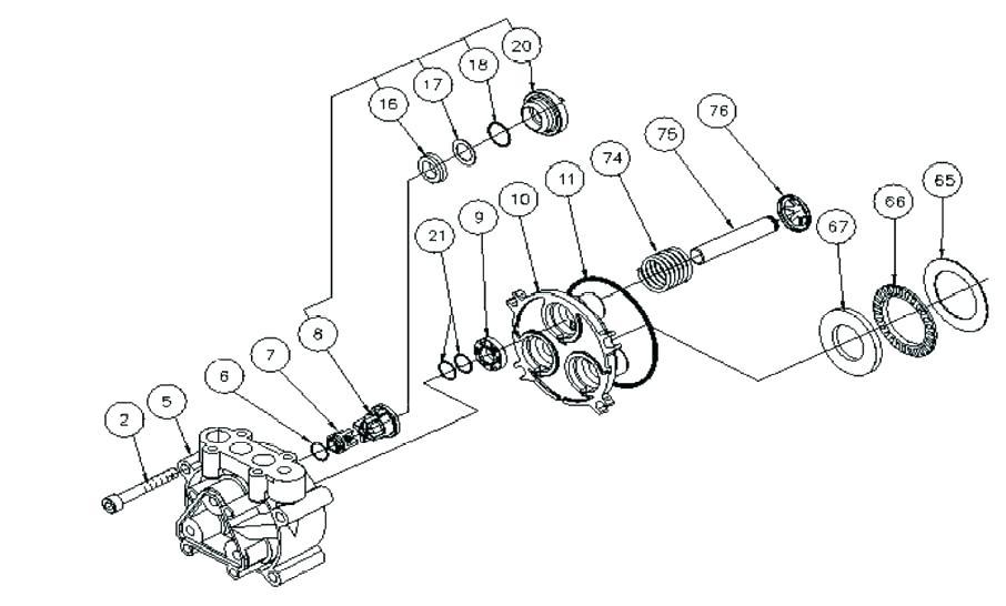 [MC_9138] Honda Gcv160 Pressure Washer Parts Free Diagram