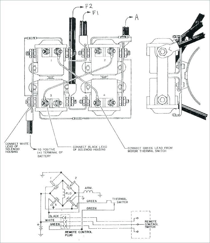 [Download 38+] Wiring Diagram Winch Solenoid