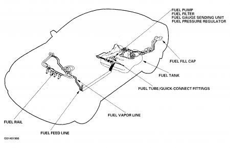 [OS_1459] Fuel Filter 98 Honda Download Diagram