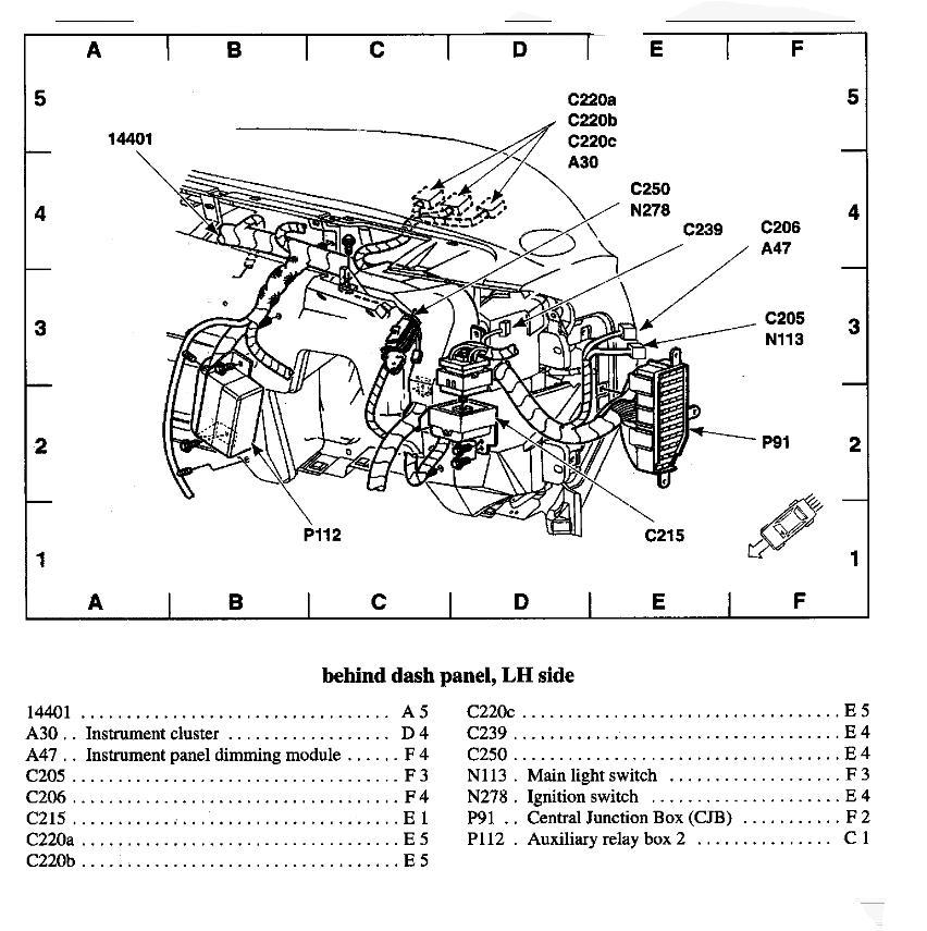[EG_8915] 2004 Ford Escape Engine Diagram Http Gtcarlotcom