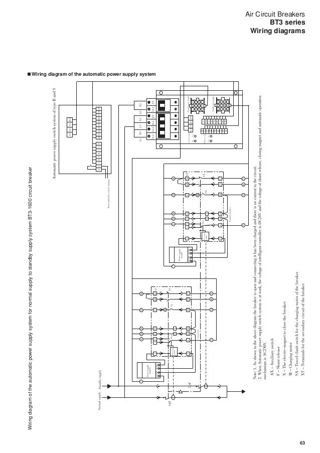 [AM_4084] Wiring Diagram Of Air Circuit Breaker Wiring Diagram