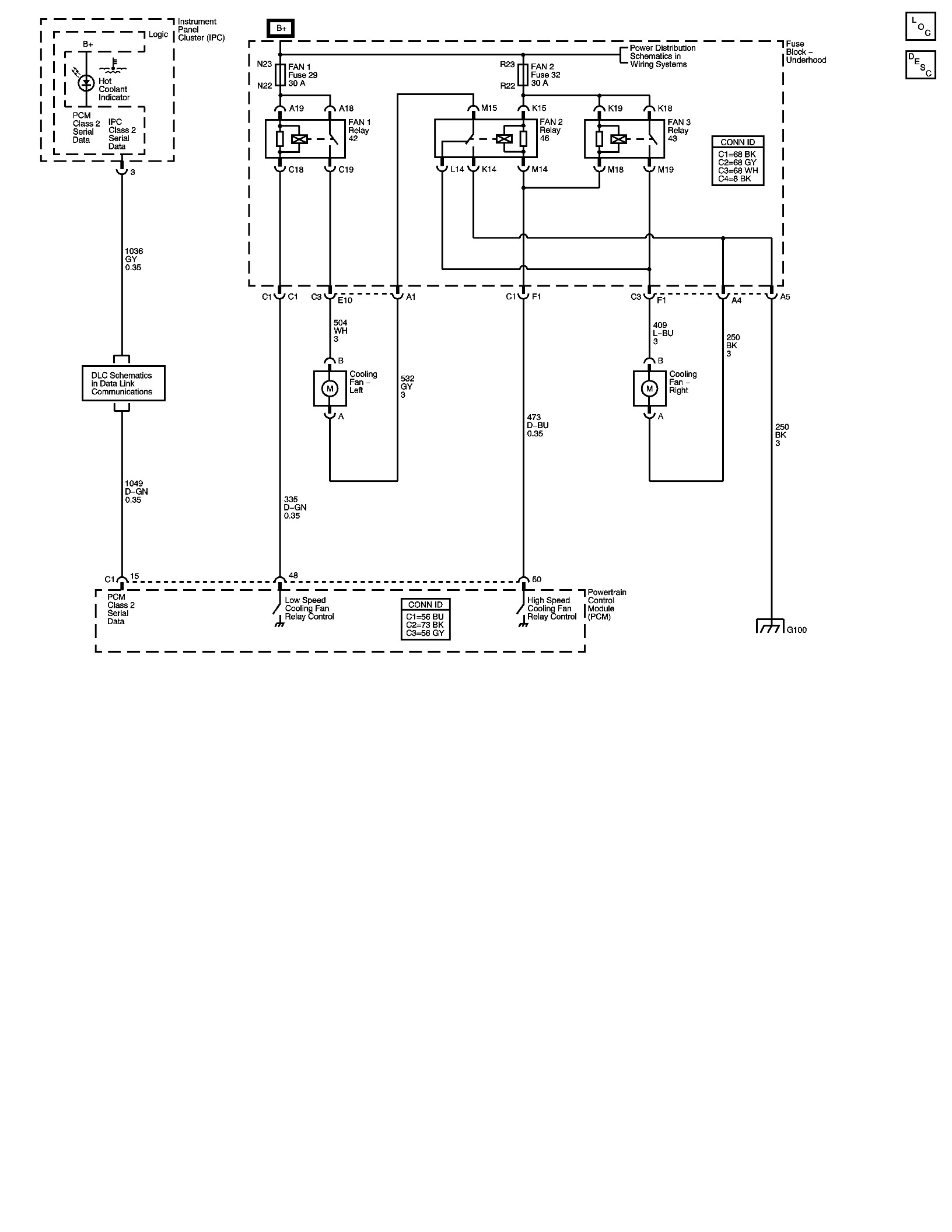[KX_4011] 2004 Pontiac Grand Prix Cooling System 2004