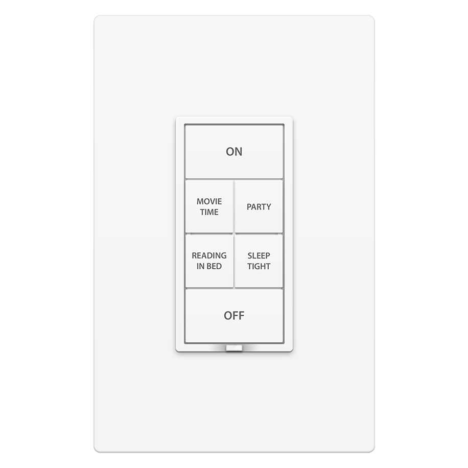 [GO_7006] Four Way Light Switching With The Zwave