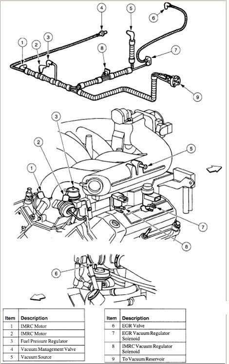 [AC_2885] Vacuum Diagram For 2000 Ford E150 Econoline Van