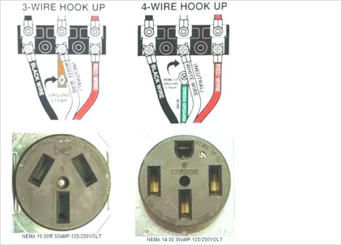 50 amp receptacle wiring diagram 3 prong  dio 50 wiring