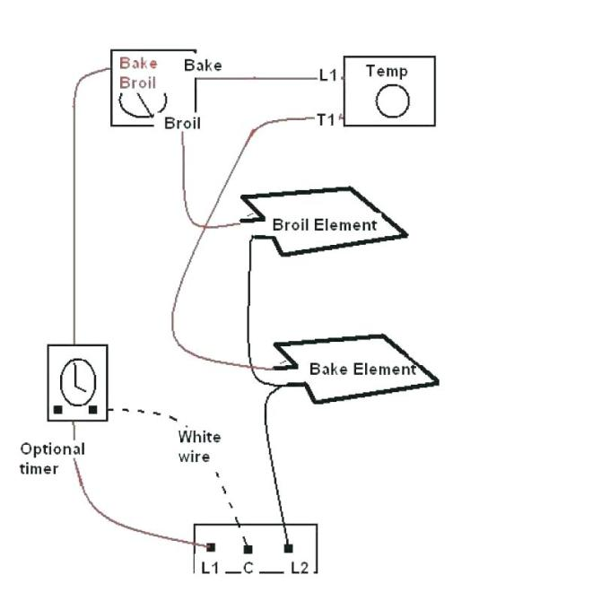 vg2106 wiring an electric range outlet schematic wiring