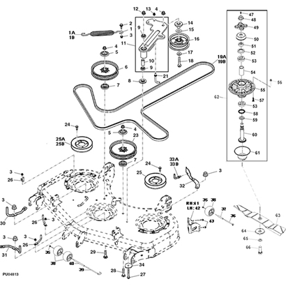 [TX_7000] Trying To Find A Schematic Jd Lx266 Mower
