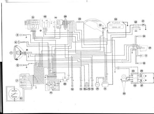 [ZG_5814] Ducati M900 Wiring Diagram Download Diagram