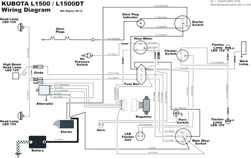 Ford Tractor Ignition Switch Wiring Diagram Collection