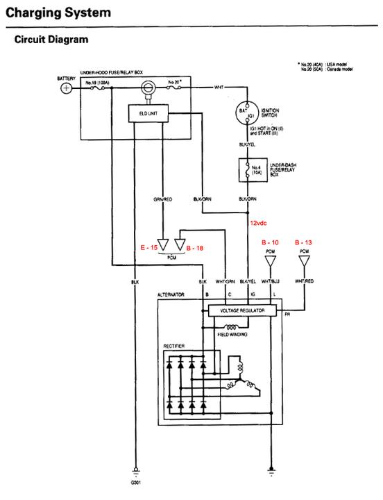 Honda Gx390 Rectifier Wiring Diagram Collection