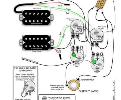 Emg Wiring Diagram Les Paul : Original Gibson Epiphone