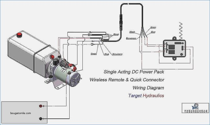 concentric hydraulic pump wiring diagram  smart