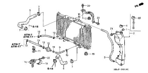 [AF_2659] Diagram Also Honda Cr V Exhaust System Diagram