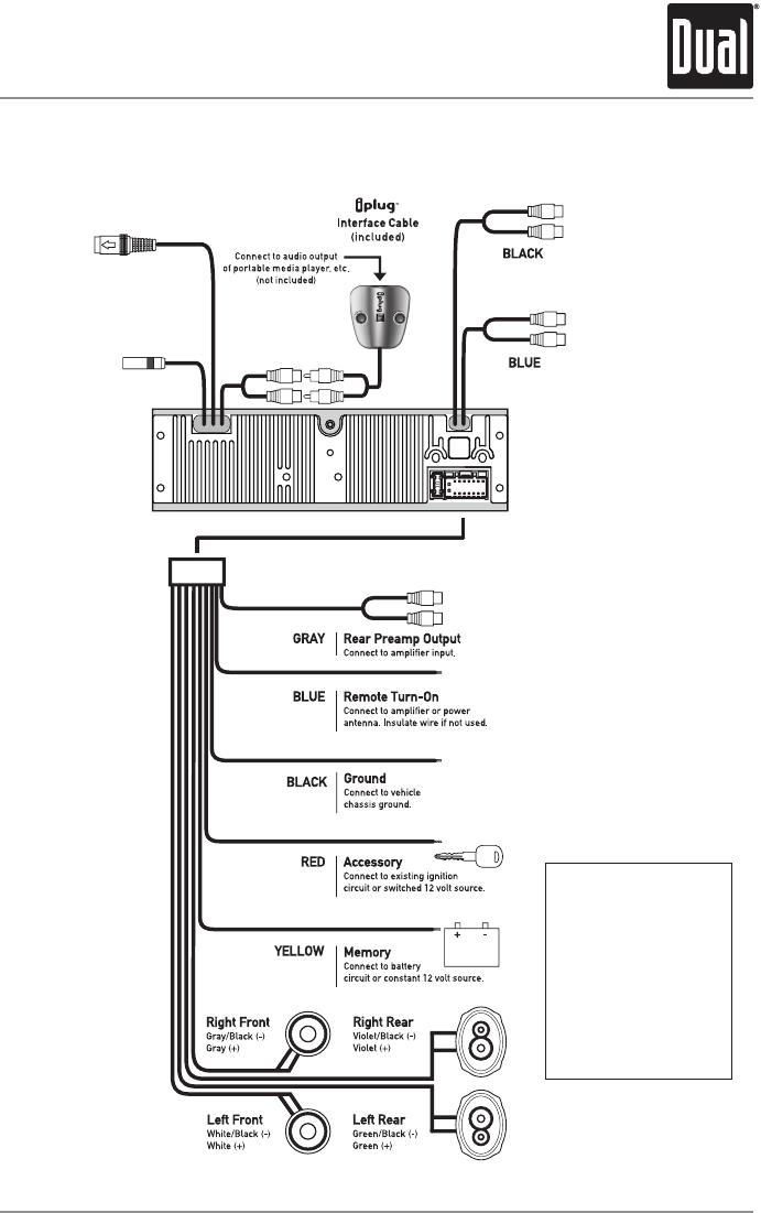 Kenworth Radio Wiring Harness Diagram / Sony Radio Wiring